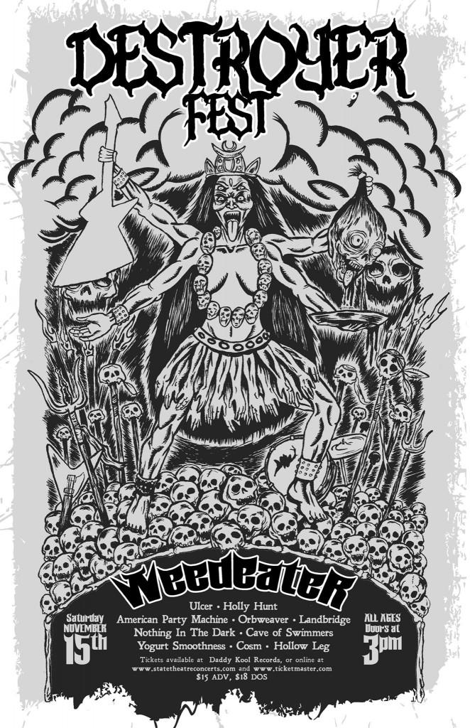 destroyerfest