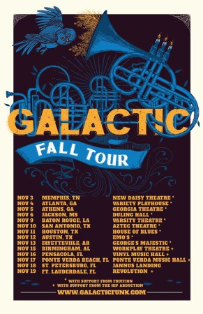 galactic tour